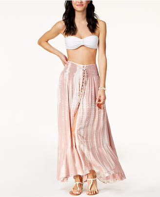 Raviya Tie-Dyed Cover-Up Skirt Women's Swimsuit
