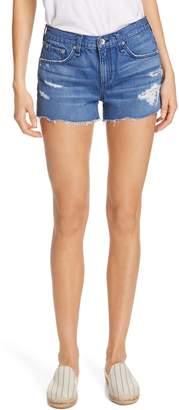 Rag & Bone Cate Cutoff Denim Shorts