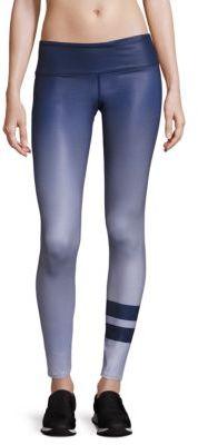 Alo Yoga Airbrush Print Yoga Pants $98 thestylecure.com