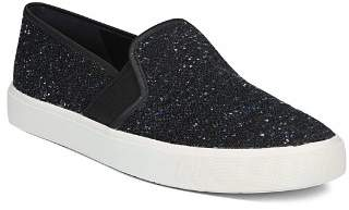 Vince Women's Blair Tweed Slip-On Sneakers