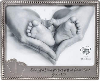 Precious Moments Every Good And Perfect Gift Baby Footprints Photo Frame