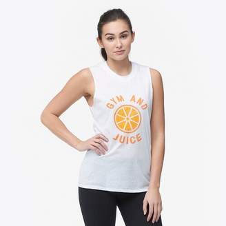 Sub Urban Riot Gym and Juice Muscle Tank - Women's