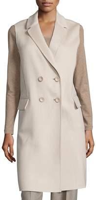 Lafayette 148 New York Women's Nolee Cashmere Vest