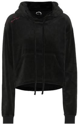 The Upside Hoya velour hoodie