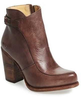 Bed Stu 'Isla' Stacked Heel Boot (Women) $254.95 thestylecure.com