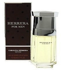 Carolina Herrera Carolina Hrrra For Mn Fragranc 1.7 oz Eau d Toiltt Spray Fragranc