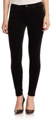 AG Jeans Velvet Skinny Jeans