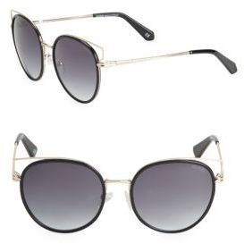 Balmain 55MM Full-Rim Sunglasses