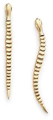 Tiffany & Co. Elsa Peretti® Snake earrings