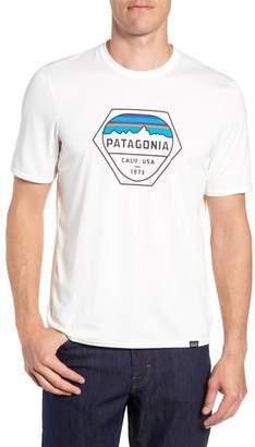 Patagonia Capilene(R) Daily Regular Fit T-Shirt