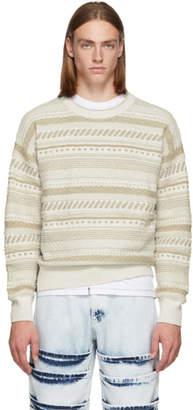 Martine Rose NAPA by Off-White Alder Sweater