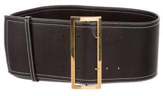 Stella McCartney Leather Waist Belt