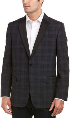 Brooks Brothers Regent Fit Wool & Silk-Blend Formal Jacket