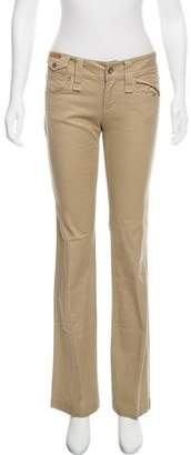 Dolce & Gabbana Mid-Rise Straight-Leg Pants w/ Tags