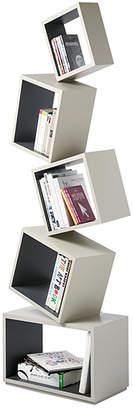 "Malagana Design Equilibrium Bookcase ""Modern Light"""