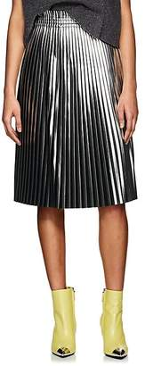 MM6 MAISON MARGIELA Women's High-Rise Pleated Skirt
