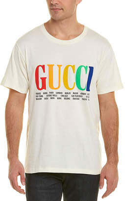 Gucci Cities T-Shirt