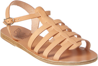 Ancient Greek Sandals Korinna Leather Sandal