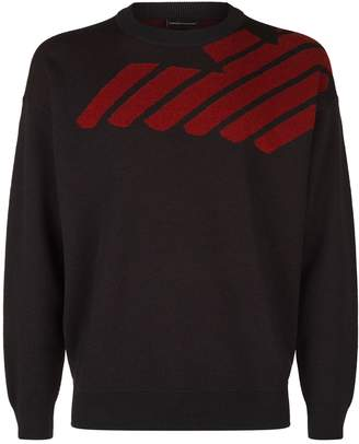 Emporio Armani Eagle Sweater