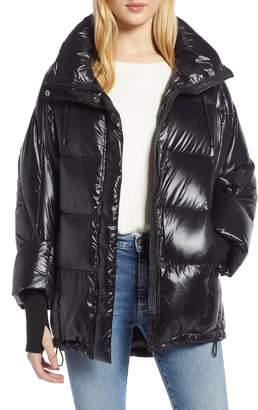 NVLT Down & Feather Fill Jacket