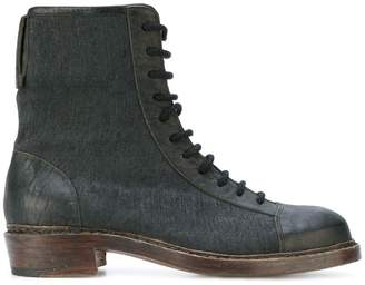 Sebastian Tarek lace up ankle boots