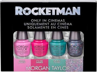 Morgan Taylor Online Only Rocketman Nail Laquer Mini 4 Pack