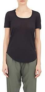 ATM Anthony Thomas Melillo Women's Sweetheart T-Shirt - Black