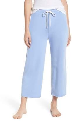 Alternative Terry Crop Lounge Pants