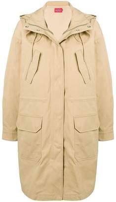 Calvin Klein Jeans padded parka coat