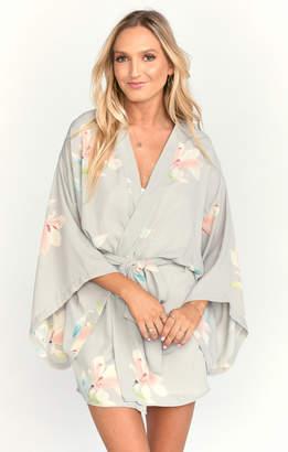 Show Me Your Mumu Texas Kimono ~ Lily Showers