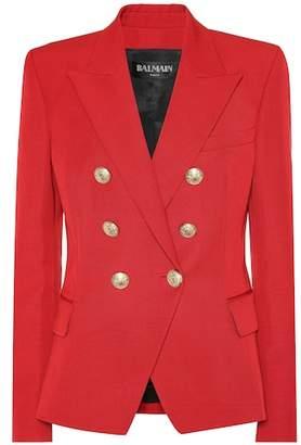 Balmain Wool blazer