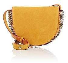 Paco Rabanne Women's 14#02 Half Moon Mini-Crossbody Bag - Yellow