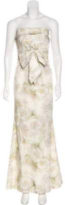 Giambattista Valli Silk-Blend Dress