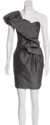 Robert Rodriguez Bodycon Sleeveless Mini Dress