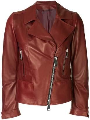 Sylvie Schimmel biker jacket