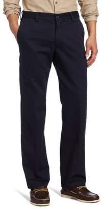 Izod Men's American Chino Flat Front Slim Fit Pant