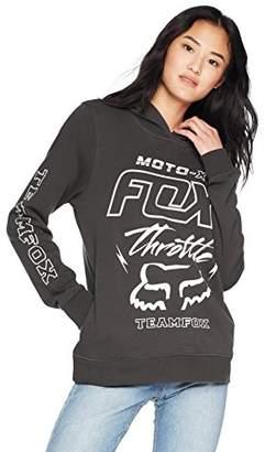 Fox Junior's Throttle MANIAC Pullover Hoody Sweatshirt