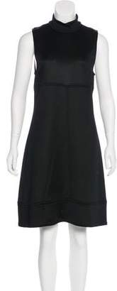 Versace Sleeveless A-Line Dress