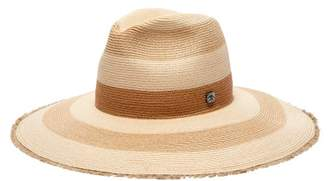 Filù Hats Filu Hats - Fuji Desert Hemp Straw Hat - Womens - Cream Multi