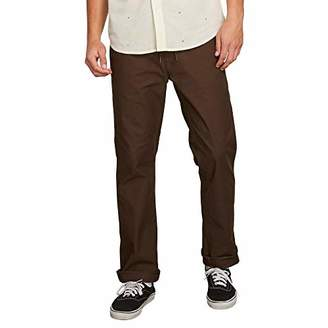 Volcom Men's VSM Gritter Plus Modern Workwear Pant