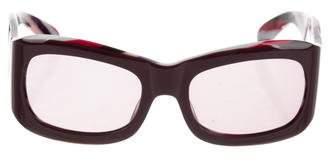 Missoni Acetate Tinted Sunglasses