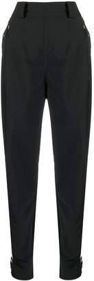 Moncler track style cargo trousers