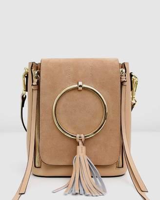 Belle & Bloom Brooke Exchange Leather Backpack