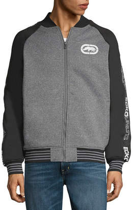 Ecko Unlimited Unltd Long Sleeve Fleece Zip Hoodie