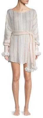 Sundress Blenette Striped Dress