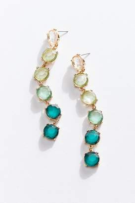 Urban Outfitters Evangeline Stone Drop Earring