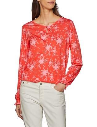Marc O'Polo Women's 900300952063 Long Sleeve Top