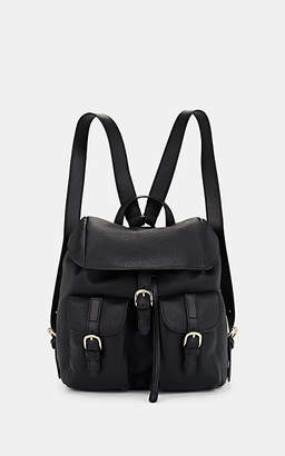 Barneys New York Women's Alce Leather Backpack - Black
