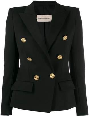 Alexandre Vauthier button embellished blazer
