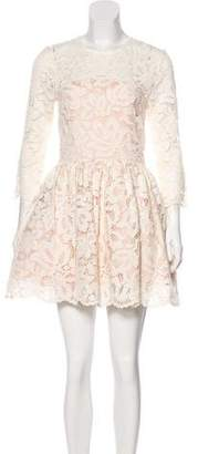 Alexis Vincent Guipure Lace Dress w/ Tags